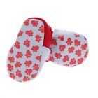 Cute Toddler Infant Baby Girl Boy Anti-Slip Crib Shoes Soft Sole Prewalker 0-18M