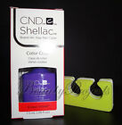 CND Shellac LED/UV Gel Polish Colors .25oz With Box PICK YOUR COLOR +Free Gift!