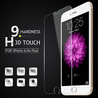 New Premium Real Tempered Glass Screen Protector for Apple iPhone 5 6 plus lot
