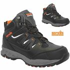 MENS SCRUFFS SAFETY BOOTS STEEL TOE CAP MIDSOLE WORK SHOES ANKLE HIGH TRAINER SZ