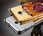 For Huawei Honor 5C Luxury Bumper + Mirror Back Acrylic Case Cover