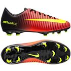 Nike Mercurial Vapor XI FG 2016 Soccer Shoes Spark Crimson / Black Kids Youth