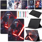 2016 NEW Star Wars PU Leather Cover Case Stand for Various iPad Samsung Tablet $11.92 AUD