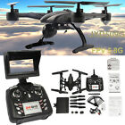 New JXD 509G RC Drone Quadcopter with HD Monitor Camera 5.8G FPV Altitude Hold