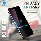 ANTI-SPY PRIVACY TEMPERED GLASS SCREEN PROTECTOR FOR IPHONE X 8 8 Plus 7 6 PLUS