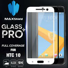 GENUINE MAXSHIELD MATTE TEMPERED GLASS SCREEN PROTECTOR FOR HTC 10 M10