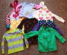 9 Piece Lot of Girls clothing 3T 4T 3 4 Clothes Gymboree Gap NEW Fall School