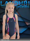 Girls Kids Swimwear Tankini Swimsuit Bikini Baby 2-12Y Bathers Swim Race 1-pc