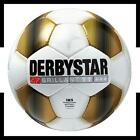Derbystar Brillant TT Trainingsball Weiss Gold