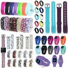 Replacement Wristband Band Silicone Bracelet W/CLASSIC BUCKLE For Fitbit Tracker