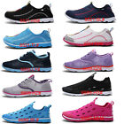 Women's Soft Comfy Running Sports Swim Water Shoes Mesh Sneaker Variety Style
