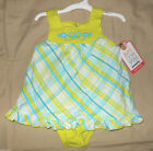 JUST ONE YOU CARTER'S INFANT GIRLS SIZE 3 or 6 MONTHS DRESS