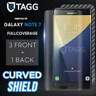 GENUINE TAGG [Full Coverage] SCREEN PROTECTOR FILM FOR Samsung Galaxy Note 7