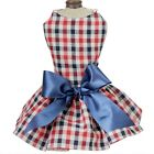 New Dress for Small Pets Dog Dress Stripe Dots Flower XS S M L XL