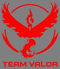 "Pokemon Go Viny Sticker Decal - Team Instinct, Mystic, Valor - 4.5"" wide"