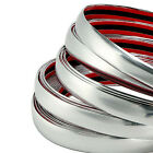 6-55mm Silver Chrome Car Styling Tuning Moulding Strip Trim Self Adhesive Tape