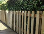 Picket Fencing Kit - 4ft High - Choose Run Length