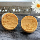 Silicone Mold Soap Making Supplies Silicone Mandarin Duck molds Round Mould