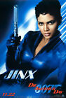 DIE ANOTHER DAY 2002 Classic Movie Poster Art Deco HALLE BERRY P4042 $5.31 CAD