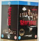 The Sopranos: Complete Series Blu Ray Box Set 28 Discs - Brand New Free Shipping