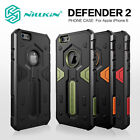 Shockproof Hybrid Protective Armor Hard Case Cover for Apple iPhone 6 6S 7 Plus