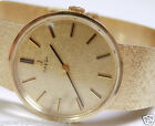 Stunning Men's Vintage Omega 28mm, c.625 14K Yellow Gold Self Winding Watch