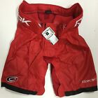 Reebok 9K Pro Stock Shell All Sizes Red Carolina Hurricanes 7114 $63.0 USD on eBay
