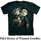 THREE WOLF MOON CLASSIC T-Shirt By: The Mountain #2053 (Adult Sizes) S-5XL NEW