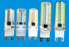 1x G9 Dimmable bulb 64/72/80/152 LED 3014/4014 SMD 110/220V Silicone Crystal