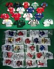 Premier League Football Shirts Retro Pen Toppers Man United Arsenal Liverpool...
