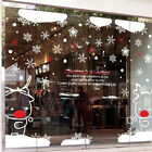 3Pcs Classic White Snowflake Ornaments Christmas Holiday Party Home Decor