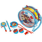 New Paw Patrol Musical Instrument Drum Kit Set