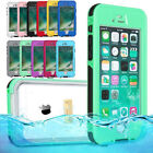 Swimming Waterproof Shockproof Dirt Proof Case For Apple iphone 6 6S 7 7S Plus