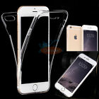 For iPhone 7/iPhone 7 Plus Ultra Thin Clear Transparent Full Cover Soft TPU Case