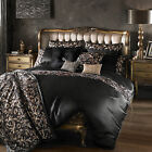 Kylie Minogue bedding, LAZZARO Black Copper, Duvet Quilt, Pillowcase, Cushion...