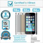Apple iPhone 5S 16GB 32GB 64GB *Excellent Condition *6 Month Warranty *Unlocked