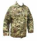 MTP CAMOUFLAGE SHIRT WITH BUTTONS - GRADE 1 - VARIOUS SIZES - BRITISH ARMY