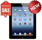 NEW Apple iPad 4th WiFi Tablet RETINA | Black or White | 16GB 32GB 64GB 128GB