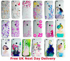 Clear Transparent Silicone Case Cover with Design for iPhone 6 6s iPhone 5 5s SE