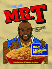 MR T Cereal Box T-Shirt fun 80s TV show A-Team BA baracus pity the fool image