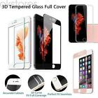 For Iphone Series 3D Curved Tempered Glass Silk Screen Protector A