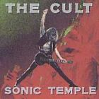 Sonic Temple by The Cult (Cassette, Apr-1989, Sire)