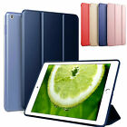 Smart Stand Magnetic Leather Case Cover For APPLE iPad 234, Mini1 2, Air, AirPro