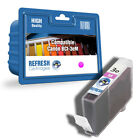 COMPATIBLE CANON BCI-3eM / BCI-3M MAGENTA SINGLE PRINTER INK CARTRIDGE