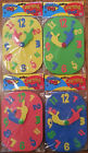PLAY CLOCK Teach Learn Telling the Time.Educational Pre School. Young Child