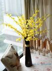 1 PCS Artificial Oncidium Butterfly Orchid Silk Flower  NO VASE F116