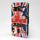 Little Mix Union Jack Flip Case Cover For Samsung Galaxy - T801