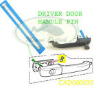 LAND ROVER FRONT LH DRIVER DOOR HANDLE PIN & CLIP DISCOVERY II MR0010 CXD000030