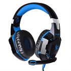 KOTION EACH G2000 Over-ear Gaming Headphone Headset W/ LED & Mic Stereo Bass