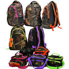 """""""E-Z Tote"""" Real Tree Hunting Backpack with Matching Lunch Cooler Bag in 5 Colors"""